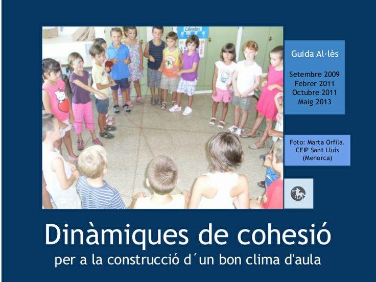 Dinàmiques de cohesió (Guida A.)