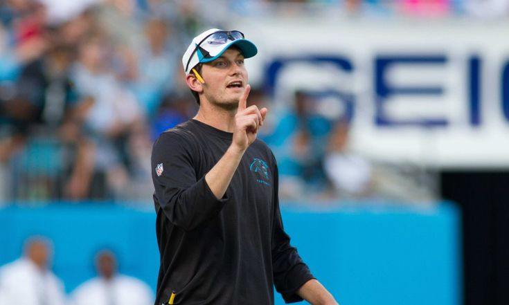 Carolina Panthers quarterback Cam Newton will have a new offensive coordinator and position coach in 2018....