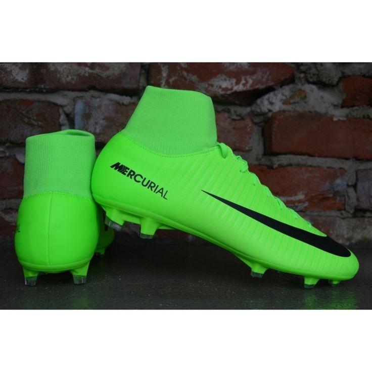 Nike Mercurial Victory VI DF FG JR 903600-303