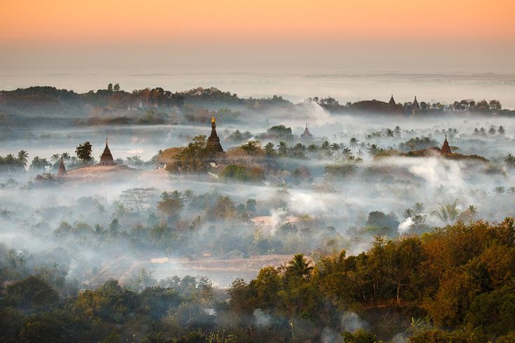Stunning Mrauk U by Ryan Deboodt on 500px.