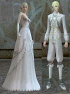 Квест на платье свадебное л2
