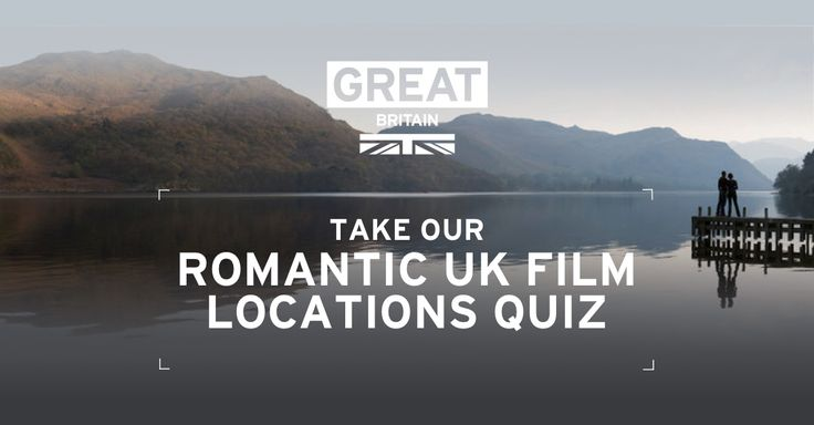Romantic UK film locations quiz