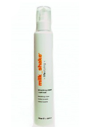 When You Need Sleek And Smooth Hair Fast Milkshake Have Provided This Smoothing Cream That