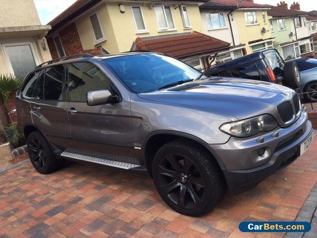 2005 BMW X5 SPORT D AUTO GREY #bmw #x5sportdauto #forsale #unitedkingdom