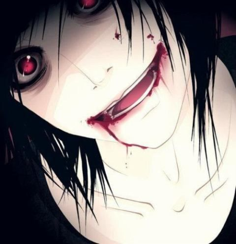 jeff the killer anime - Google Search
