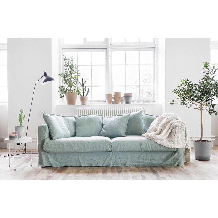 Med den deco-style inspirerade 3-sitssoffan från Decotique får man en soffa av hög kv...