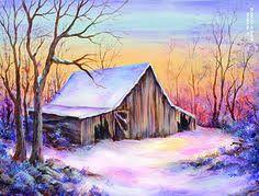 Image result for donna dewberry winter scene tutorial