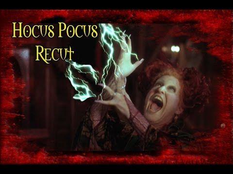 Hocus Pocus Recut Trailer