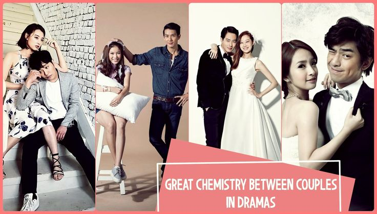 Great Chemistry Between Couples in Asian Dramas