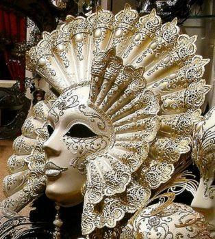 carnival mask - venice (360 pieces)