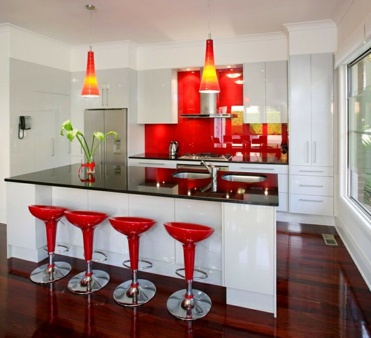9 best funky kitchens images on pinterest | bright kitchens