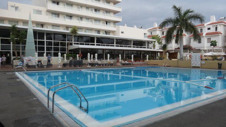 Canary Islands - Tenerife -  Playa de Las Americas - Hotel Catalonia Oro...