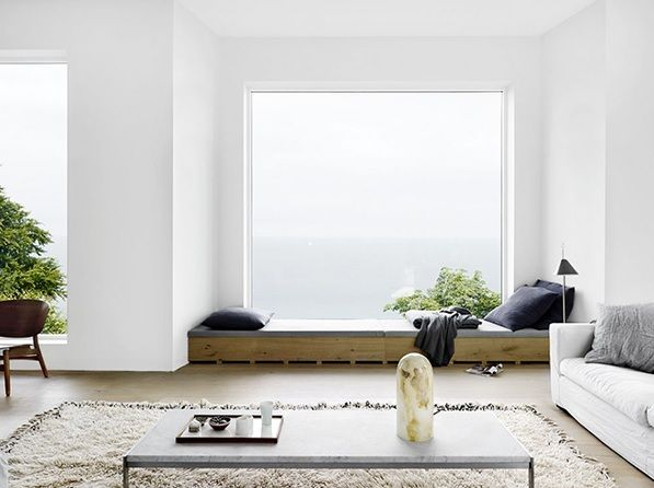 What's not to love about panorama windows? These floor-to-ceiling glass beauties can be such an enrichment to a space