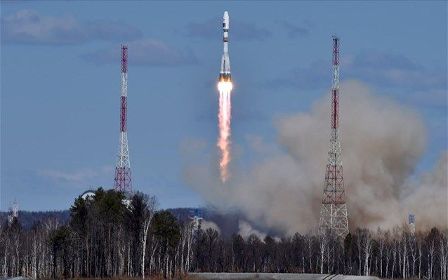 Ρωσία: Εκτόξευση νέου πυραύλου-φορέα Soyuz   naftemporiki.gr