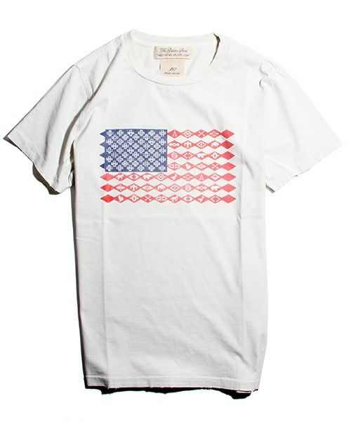 REMI RELIEF/レミレリーフ,スペシャル加工TEE USA-WEAR
