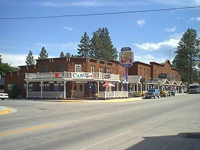 Darby, #Montana…in the Bitterroot Valley – the valley where I live.  Darby is the CUTEST little Western Town, and truly like a throwback to many years ago! – Franci Smits