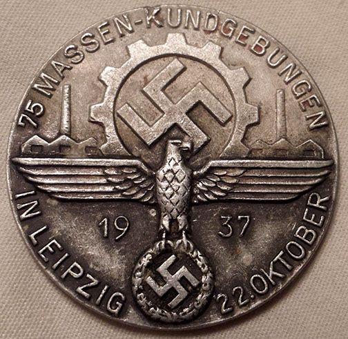 German coin 1937