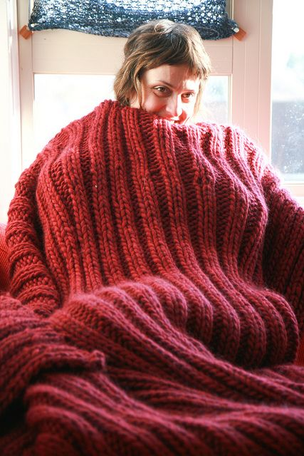 Blanket For Seriously Cold People