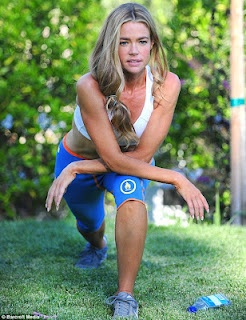 Chatter Busy: Denise Richards Weight Loss Secret