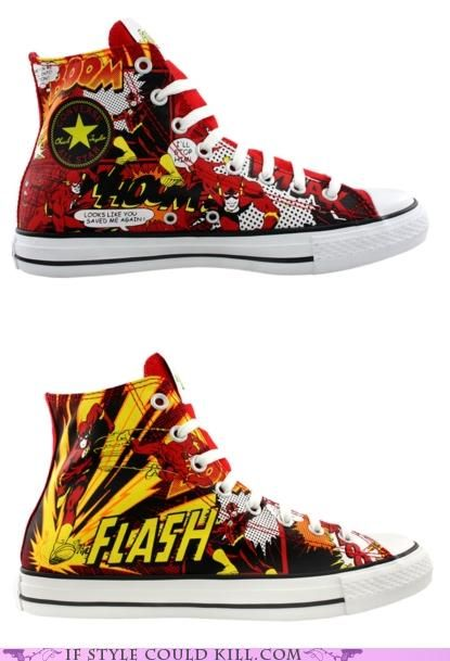 the flash converse