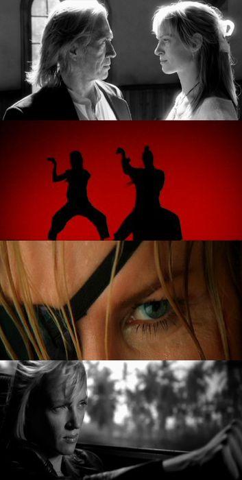 Kill Bill Vol. 2, 2004 (dir. Quentin Tarantino)