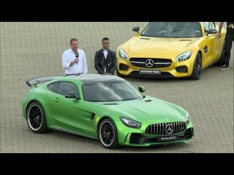 Mercedes AMG GT R anteprima mondiale