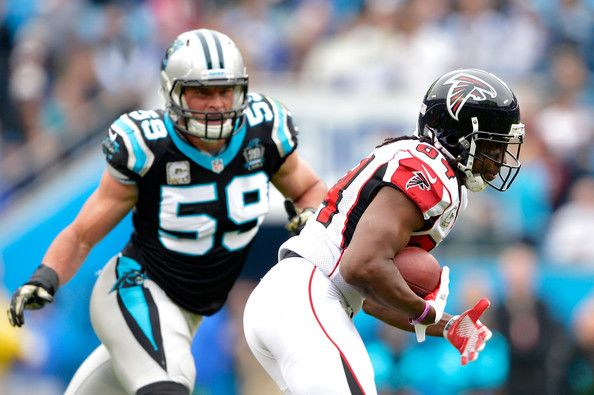 Panthers vs Falcons Live Streaming