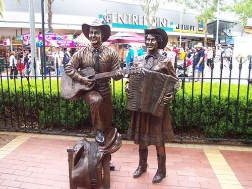 Slim Dusty & Joy McKean : Feb 2014