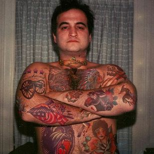 Dan Aykroyd, Bill Murray, and John Belushi | Body Art ...