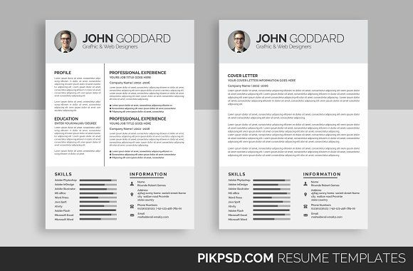 Clean Resume/CV   @creativework247