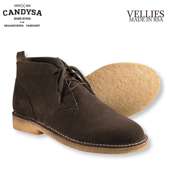 Candy SA | Vellies Made in RSA