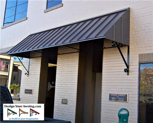 metal awnings | The Wedge Gallery - METAL AWNINGS - Projects - Gallery of…                                                                                                                                                                                 More