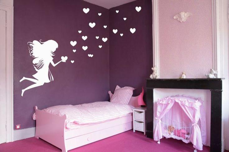 17 meilleures id es propos de pochoirs de mur d 39 arbre. Black Bedroom Furniture Sets. Home Design Ideas