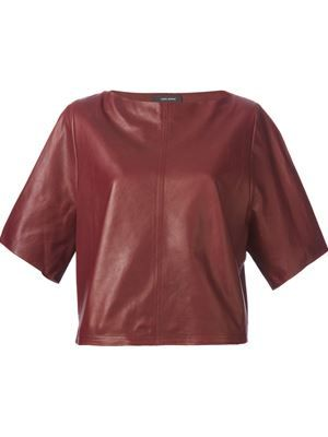 ___isabel marant__feza leather top_1367€