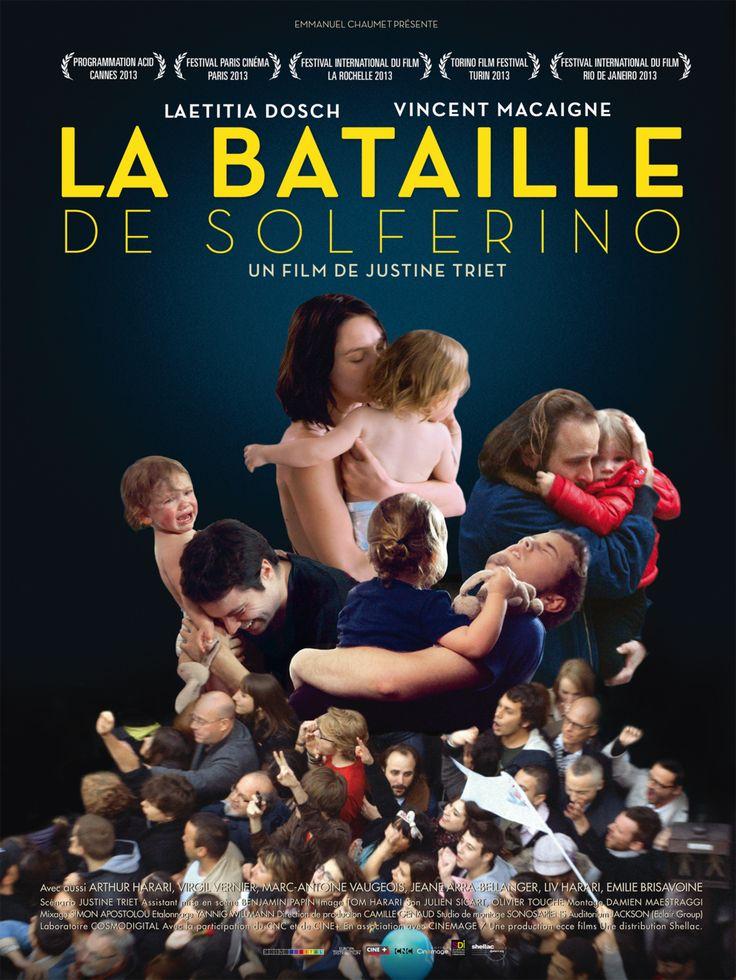 La bataille de Solférino de Justine TRIET (2013) (DVD Filature)