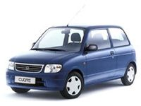 Daihatsu Cuore Luxe