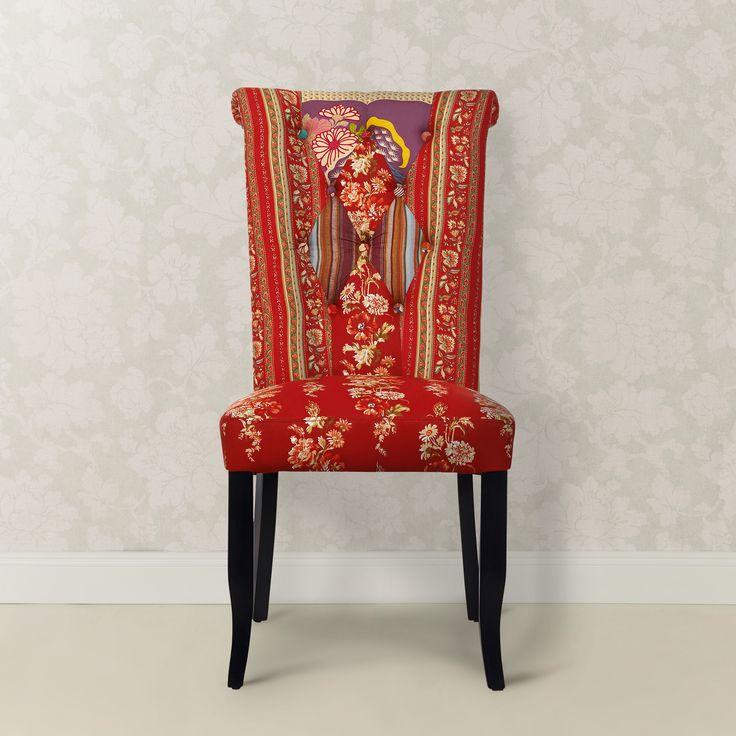 Bei Butlers gesehen: Patchwork-Stuhl