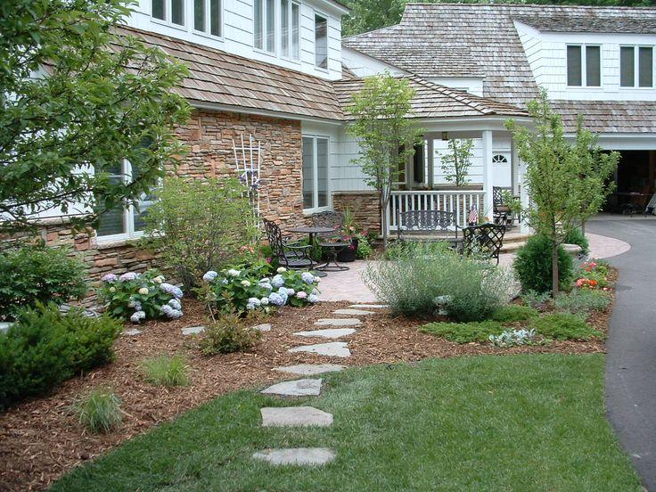 verge & front garden