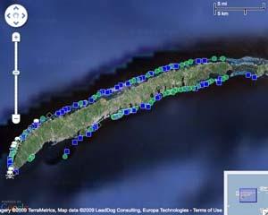 Interactive map of dive sites roatan maps pinterest interactive map and maps - Roatan dive sites ...
