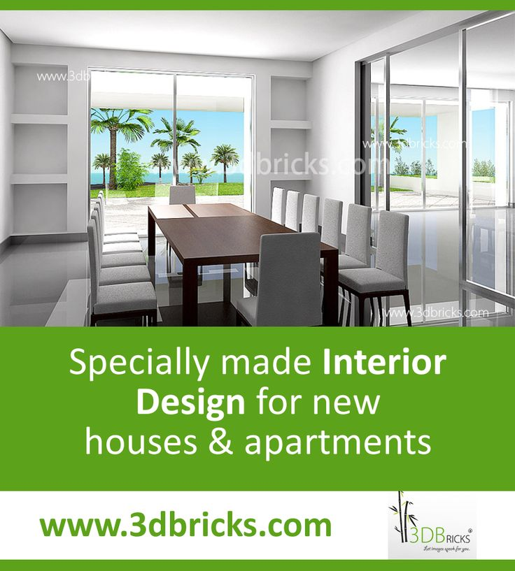 Our Interior Design Package keeps your Home Engaging - To simplify things for you, we've grouped our finds into packages and offer a range of style palettes to choose from.  •Minimalist •Contemporary •Classic •Traditional - Click here to know more: http://www.3dbricks.com/services-interiorconcept.php #Design #InteriorDesign #Home #Apartment