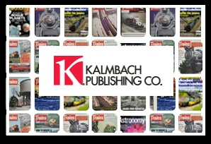 Kalmbach Publishing  Searchable Publication Collection-Various Titles  Specialty publications like Astronomy, Trains and Model Railroader Magazines have a passionate and dedicated fan base that want access to the complete back-catalogue of issues. We worked with Kalmbach Publishing Co. to build searchable DVD archive collections for several of their most popular titles. Now readers have access to decades of issues on a set of searchable DVDs