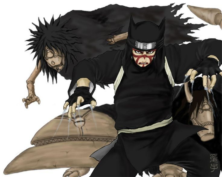 86 Best Images About Kankuro On Pinterest