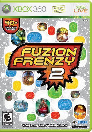 Fuzion Frenzy 2 (Xbox 360) - http://www.cheaptohome.co.uk/fuzion-frenzy-2-xbox-360/
