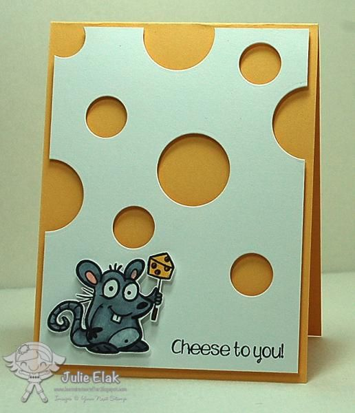 Cheese! by Humma - Cards and Paper Crafts at Splitcoaststampers