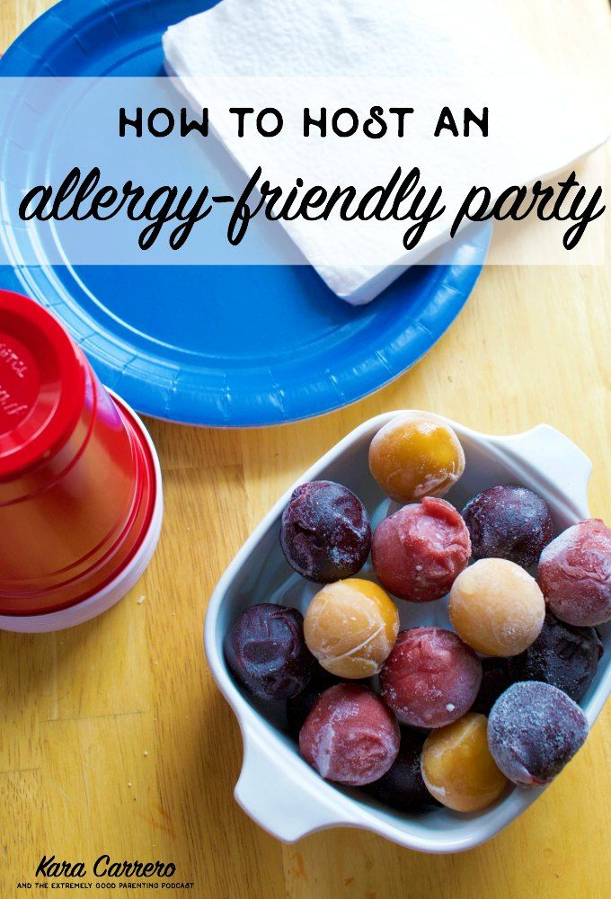 25 best allergy free zones tips images on pinterest allergy free 5 thoughtful ways to throw an allergy friendly birthday party kid recipesfamily recipescooking ideasfood forumfinder Choice Image