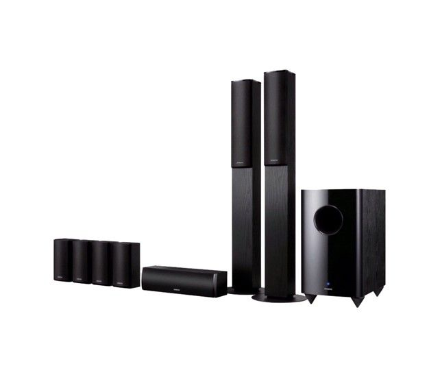 Onkyo - 7.1 Home Audio Speaker System - Larger Front