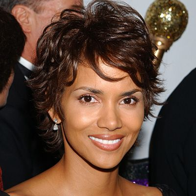 Halle Berry - 2002 - Halle Berry - Transformation - Hair - InStyle