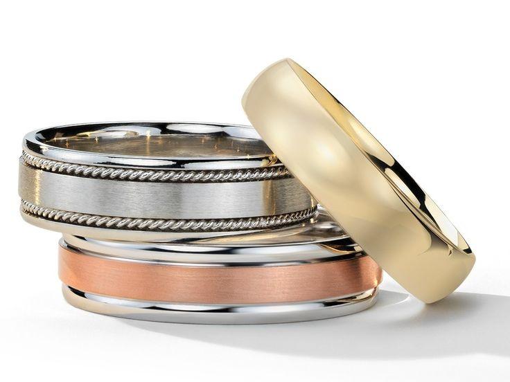 165 best Mens Wedding Rings images on Pinterest Blue nile