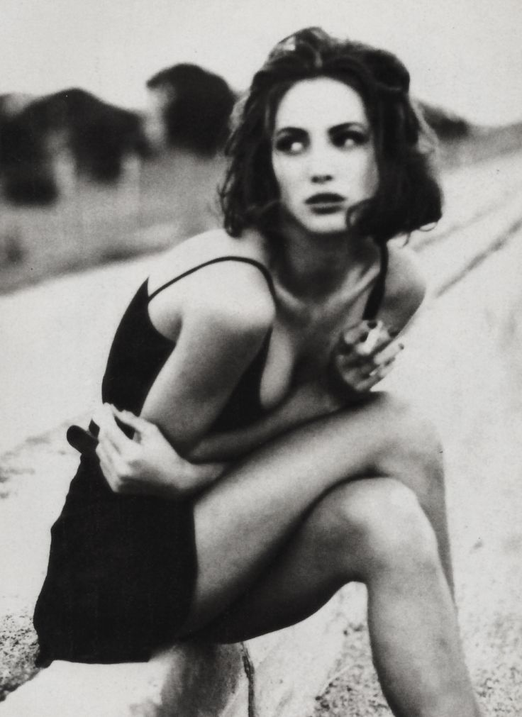 "1990""Belladonna""Photographer: Ellen von Unwerth:"