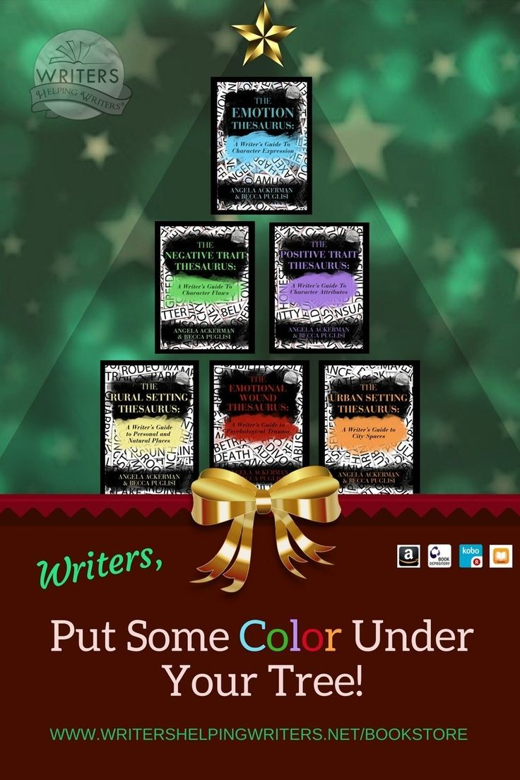 Holiday Gifts for Writers: The Ultimate List ~ WRITERS HELPING WRITERS®